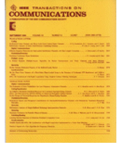 IEEE Transactions on Communications