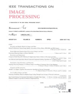 IEEE Transactions on Image Processing