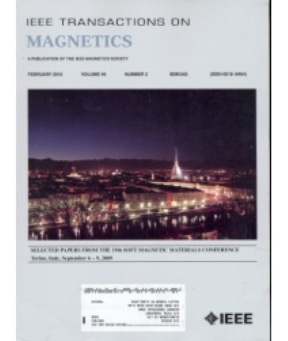 IEEE Transactions on Magnetics