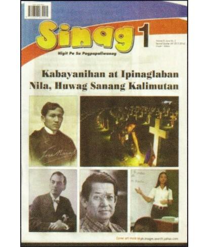 Sinag (Grade 1-6) (Social Studies)