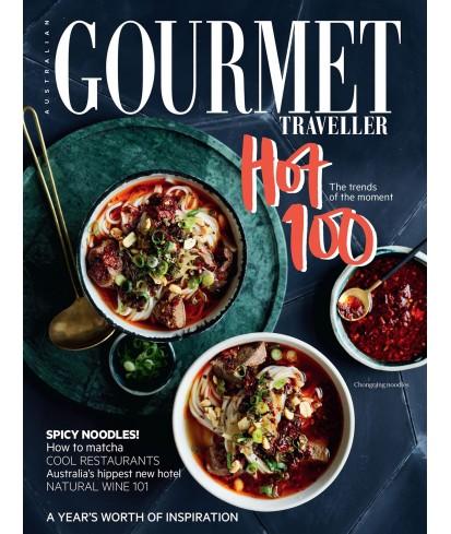 Gourmet Traveller magazine (AUS)