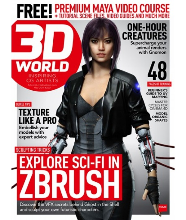 3D World - Philippine distributor of magazines, books