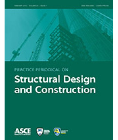 Practice Periodical on Structural Design and Construction