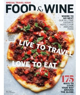 Food and Wine magazine