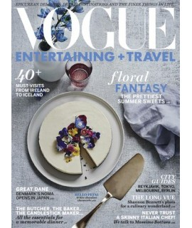 Vogue Entertaining and Travel