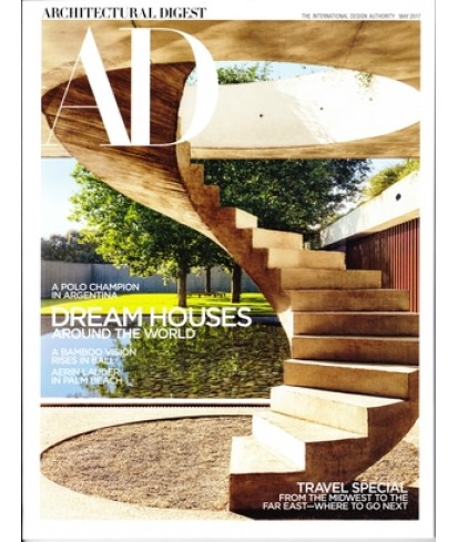 Architectural Digest magazine