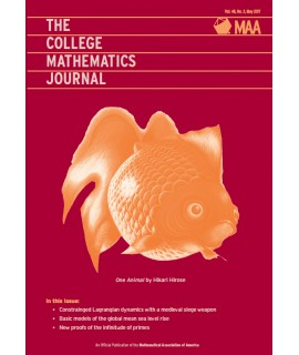 The College Mathematics Journal