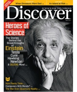 Discover magazine