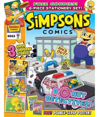Simpson Comics (US)