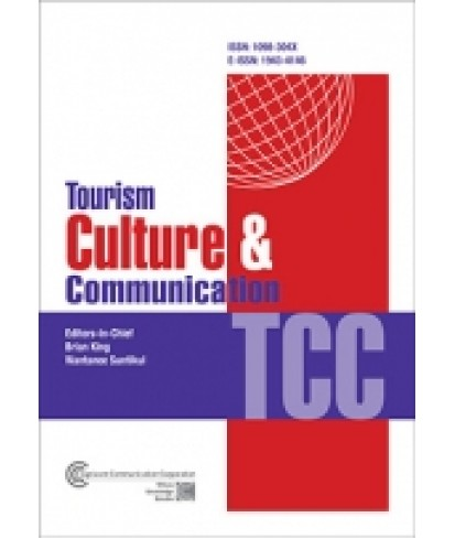 Tourism Culture and Communication