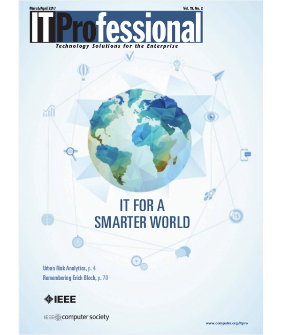 IEEE IT Professional Magazine