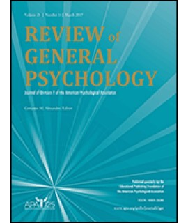 Review of General Psychology
