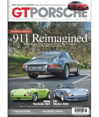 GT Purely Porsche