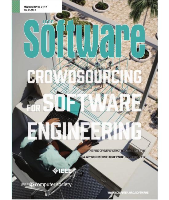 IEEE Software Magazine