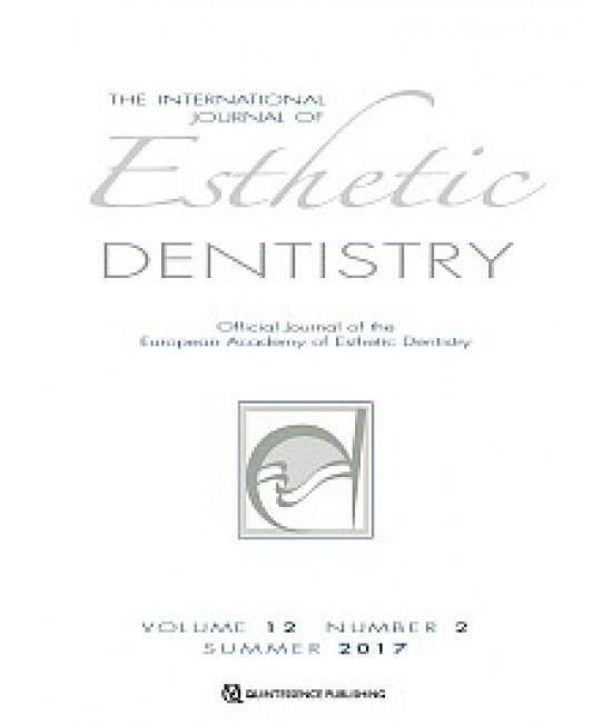 The International Journal of Esthetic Dentistry