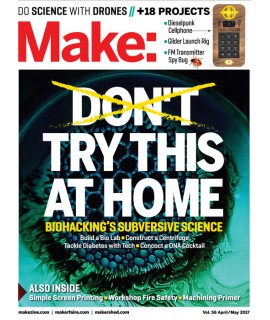 MAKE: Technology on Your Time