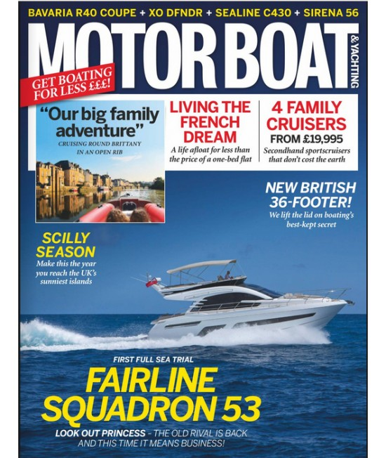 Motor Boat and Yachting