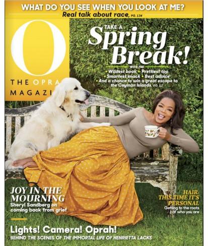 O: the Oprah Magazine