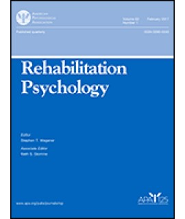 Rehabilitation Psychology