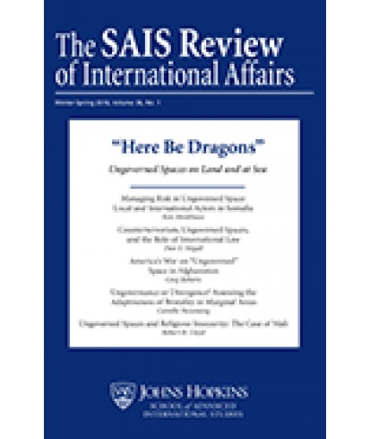 The SAIS Review of International Affairs