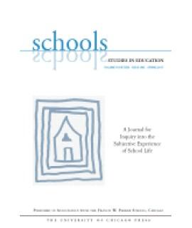 Schools: Studies in Education