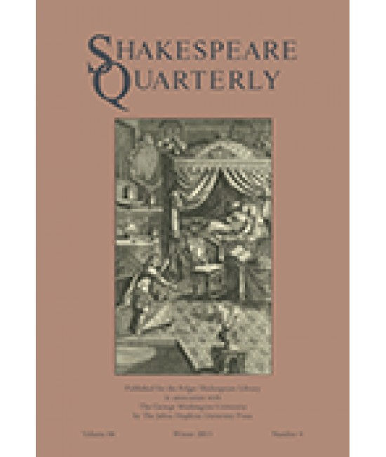 Shakespeare Quarterly