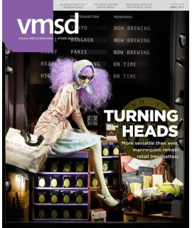 VMSD (Visual Merchandising and Store Design)