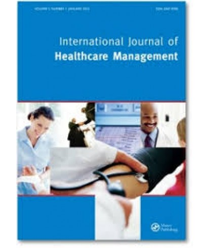 International Journal of Healthcare Management