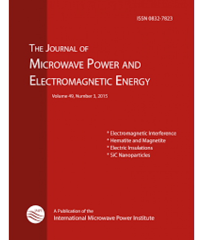 Journal of Microwave Power and Electromagnetic Energy