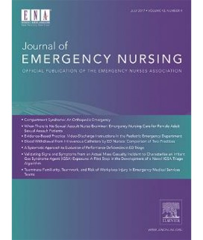 Journal of Emergency Nursing
