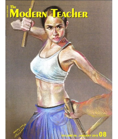Modern Teacher magazine