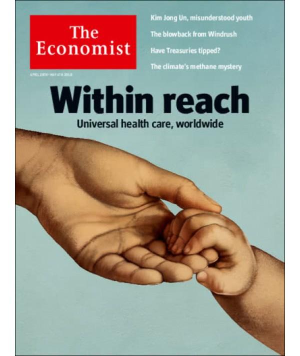 The Economist - Philippine distributor of magazines, books