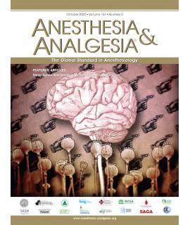 Anesthesia and Analgesia