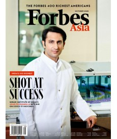 Forbes Asia magazine