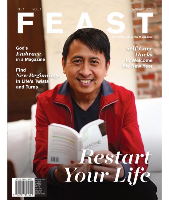 FEAST (Formerly Kerygma Magazine)