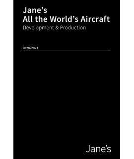 Janes All the World's Aircraft: Development & Production Yearbook 20/21