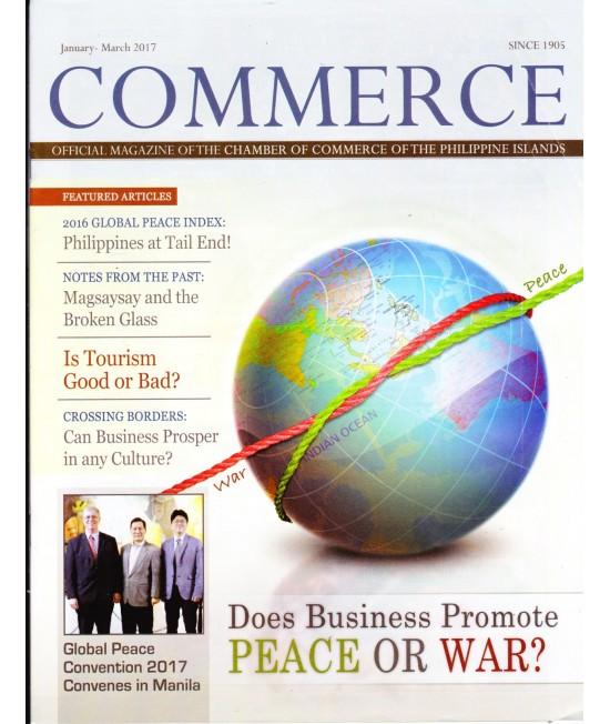 Philippine COMMERCE Magazine